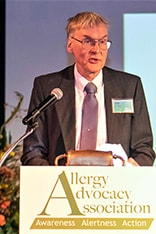 Association Founder Jon Terry