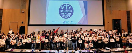 Student Health Leaders 2020